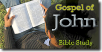 Sign up for the Gospel of John Bible Study