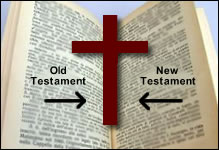 Image result for new and old testament
